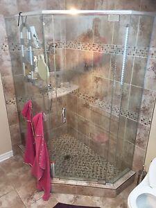 Bain et douche