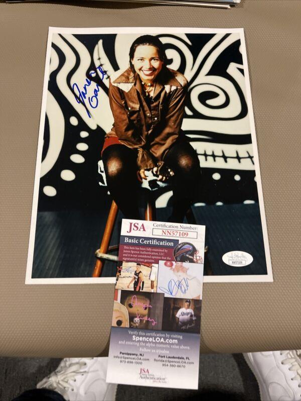 Janeane Garofalo Signed Authentic 8x10 Photo Autographed Jsa Coa