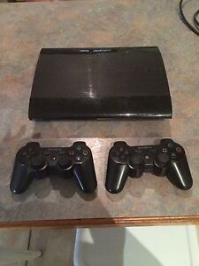 PS3 500g console + games Gundowring Indigo Area Preview
