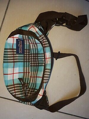 Jansport bag/ Pouch