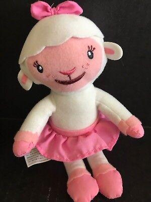 Disney Doc McStuffins Lambie 8