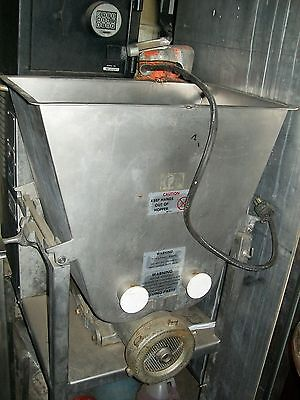 Henny Penny Meat Mixer-tumblergrinder Model 190 7.5hp240 3 Ph 900 More Items