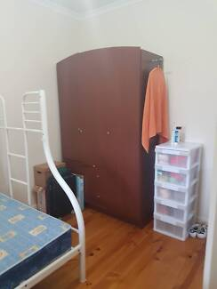 Wardrobe, with full body mirror inside, $50