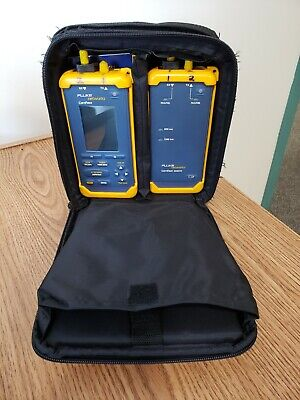 Fluke Certifiber Dual Fiber Test Equipment