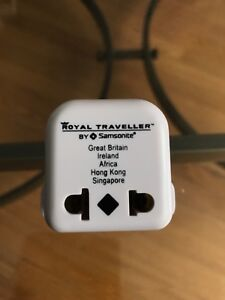 Free Travel Power Adapter