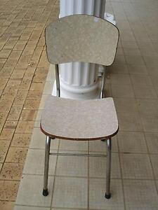 VINTAGE FORMICA CHAIR Murdoch Melville Area Preview