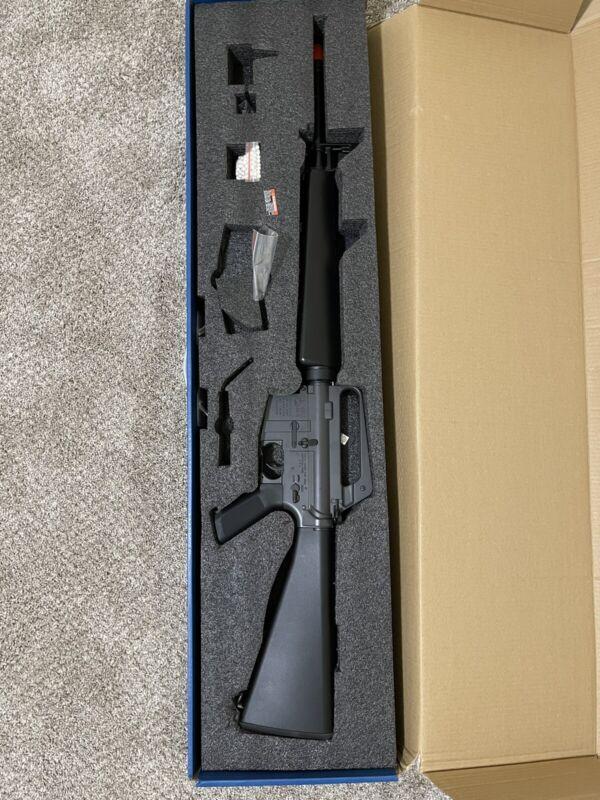 EMG Helios Colt Licensed Historic Models M16A1 Vietnam Airsoft AEG Rifle