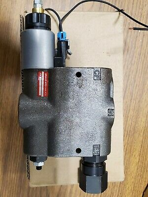 Brand Hydraulics Electronic Flow Control Valve - Efc12-05-24r15
