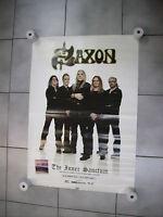 Saxon - The Inner Sanctum - Poster Promozione Album Cm 60x85 - 2007 -  - ebay.it