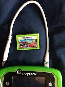 Leap pad 2 with cars game Cornwall Ontario image 2