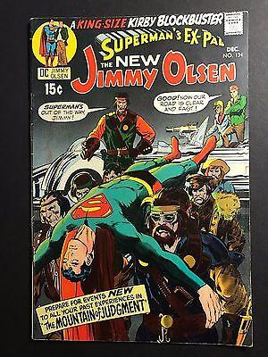 Superman's Pal Jimmy Olsen #134 First 1st Appearance of Darkseid & Superman #233