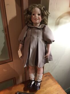 Hello Dolly, porcelain doll and others available Campbell Town Northern Midlands Preview