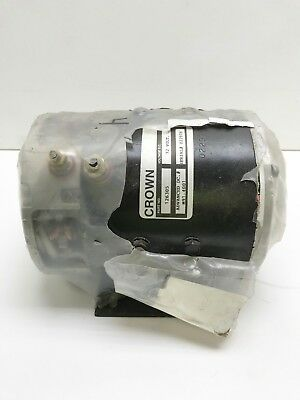 Crown D.c. Motor Advanced D.c. M91-4001 7731