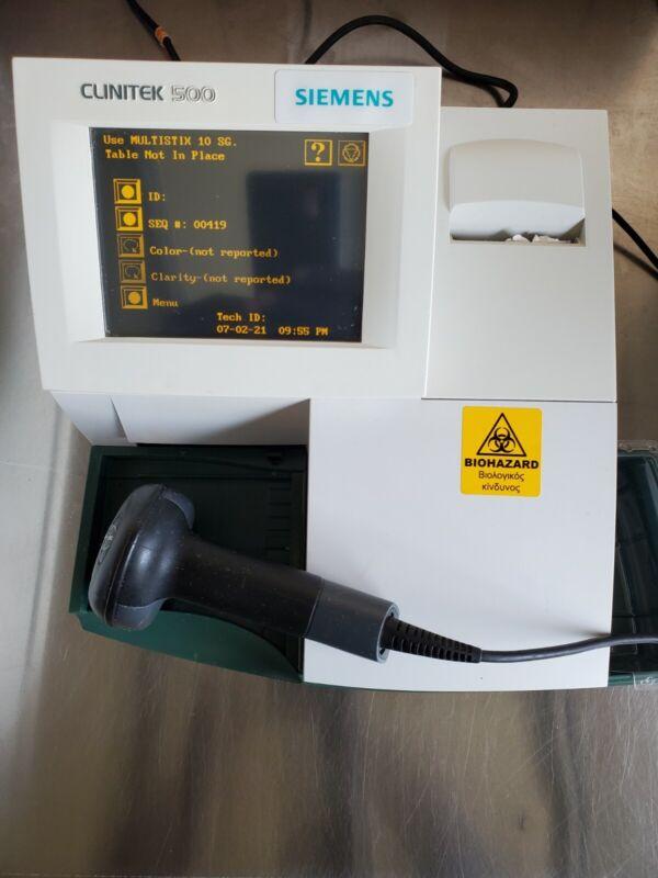 Siemens Bayer Clinitek 500 Version 02.20/02.01 REF 6470