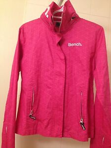 Beautiful pink Bench Jacket