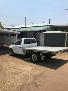2002 Holden Rodeo Dx 5 Sp Manual C/chas