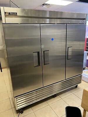 3 Door Commercial Refrigerator