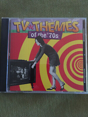 Themes Of The 70s (TV Themes of the 70s CD, play list in 2nd)