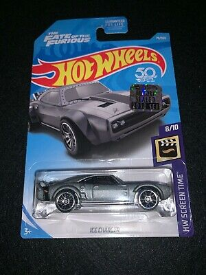 Hot Wheels Ice Charger. 2018 Model.
