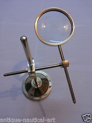 Science Medicine Pre 1930 Antique Magnifying Glass