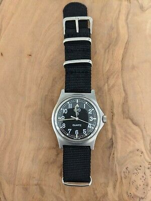 CWC G10 Military watch - W10- Royal Army issued 1997 - Rare year! in Excellent