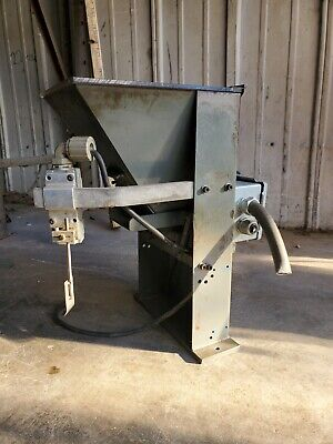 Steel Vibratory Hopper Parts Feeder See Dimensions In Photos