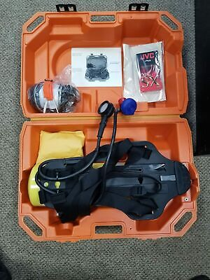 Drager Air Boss And Pro Air Evolution Scba In Hydro