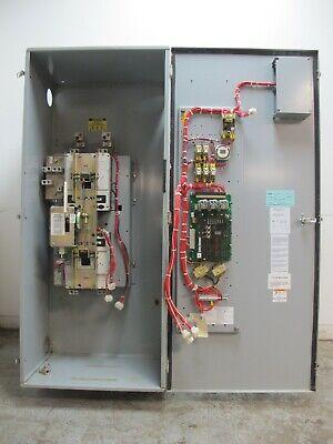 Cutler Hammer 400 Amp 240v Automatic Transfer Switch Atvalda20400wru Ag Switch