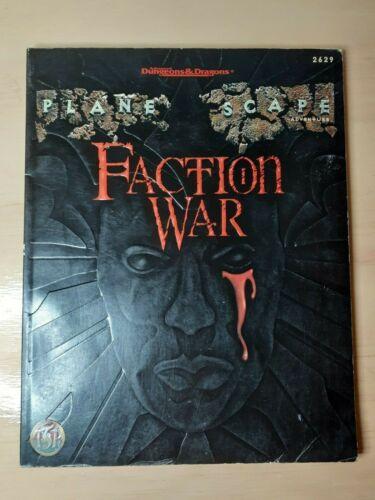 AD&D 2E Planescape Faction War