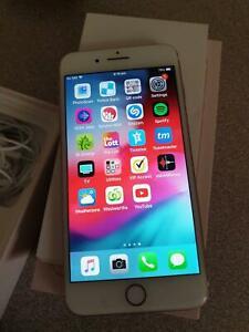 Iphone 7 plus - 256 gig - Rose Gold