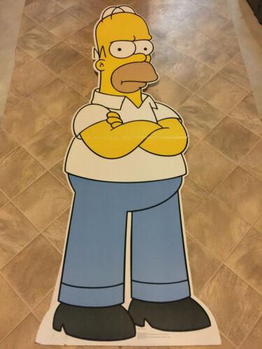 Homer  Simpson  Life size cardboard cutout