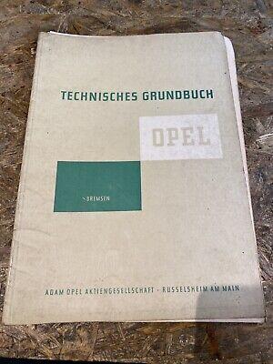 Technisches Opel Grundbuch