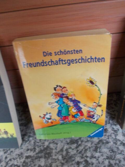 Die schönsten Freundschaftsgeschichten, von Hannelore Westhoff (Hrsg.), aus dem