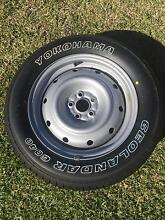1999 Subaru Outback wheel and tyre. Brand new. Lake Munmorah Wyong Area Preview