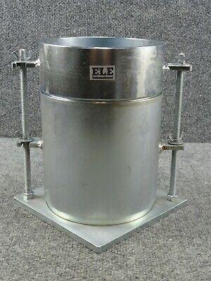 Ele International Cn450 Compaction Mold 0.1145 Cubic Feet 6 Soil Test