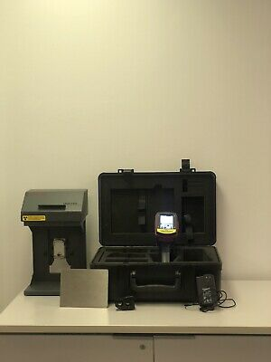 Spectro Xsort Xrf Alloys Precious Metals Oxford Olympus Niton