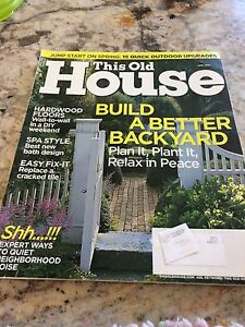 This Old House Magazine 110 issues
