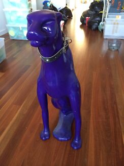 Purple panther with studded collar Mosman Mosman Area Preview