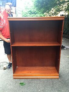 Bookcase-antique Mosman Mosman Area Preview