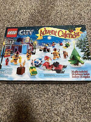 LEGO City Advent Calendar (4428) - Used, Complete in original box.
