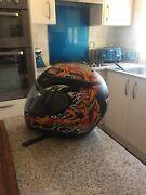 Shark motorcycle helmet Mindarie Wanneroo Area Preview
