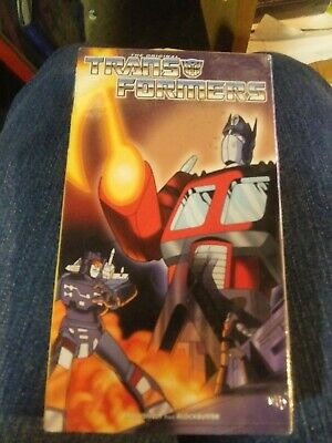 Transformers ~ More Than Meets the Eye - Parts 1-3 - VHS - New