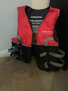 Marlin Life Jacket Cleveland Redland Area Preview