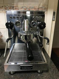 Pu8000 sunbeam torino espresso machine grinder coffee machines brand new sunbeam pu8000 torino exspresso machine fandeluxe Image collections