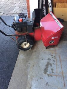 2 stage gas snowblowers for sale- Free delivery