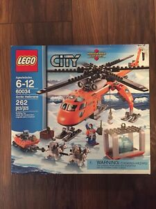 Lego City glacier #60034
