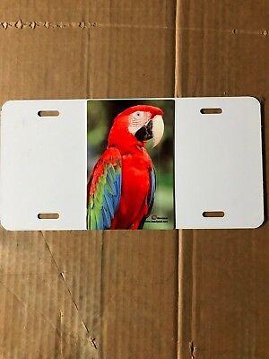 5pcs.040 6x12 Beauty Sublimation High Definition Aluminum License Plate Blanks