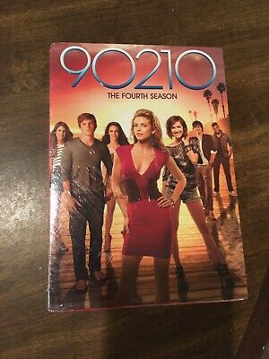 90210 The Fourth Season DVD 2012 6 Disc Set  NEW Sealed  comprar usado  Enviando para Brazil