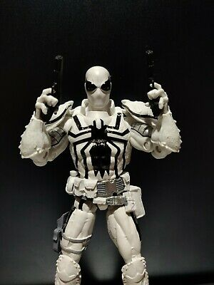 {guns}Weapons  for (Marvel legends Agent Venom,Nick Fury,Punisher/Deadpool)