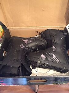 RIDE Snowboard boots.